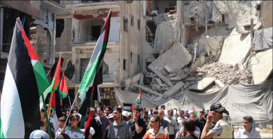 التقدير الاستراتيجي (103): مستقبل فلسطينيي سورية