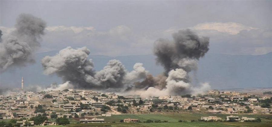 التصعيد الروسي في ادلب...الدوافع والأهداف