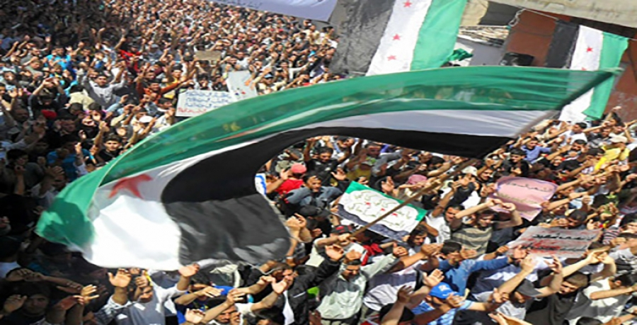التسلق السياسي على الثورة السورية.....أحمد محمد الخالد