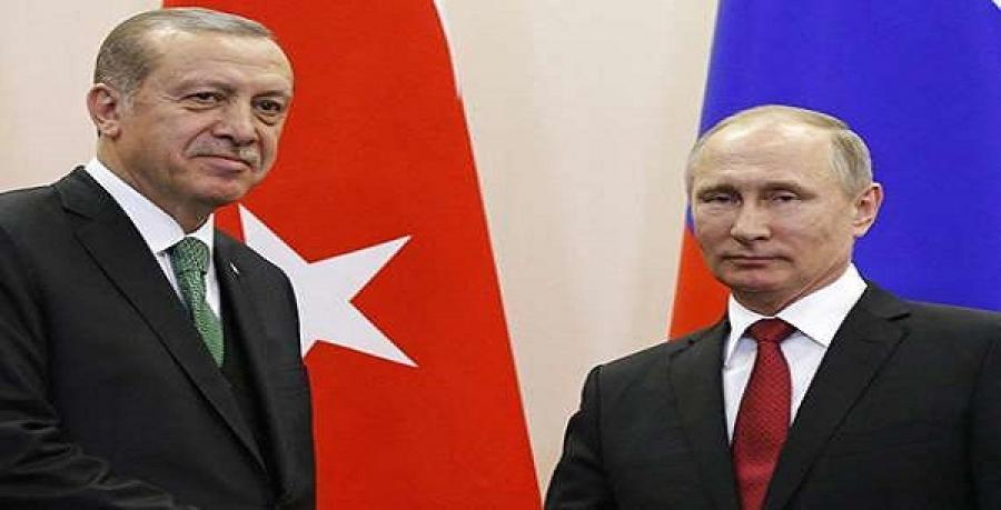 اتفاق سوتشي بشأن ادلب اتفاق ثنائي تركي – روسي بدعم دولي