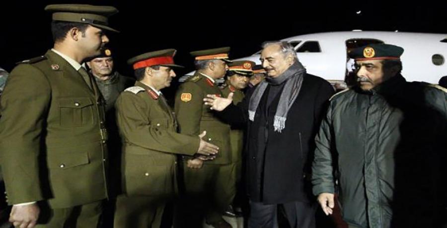 أزمة ليبيا والانتقال من السياسة إلى السلاح...د. خيري عمر